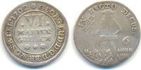 6 Mariengroschen 1702 Braunschweig Calenberg Hannover: Georg Ludwig, 16... 30,00 EUR  zzgl. 2,50 EUR Versand