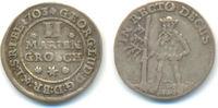2 Mariengroschen 1703 Braunschweig Calenberg Hannover: Georg Ludwig, 16... 25,00 EUR  zzgl. 1,00 EUR Versand
