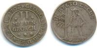 2 Mariengroschen 1702 Braunschweig Calenberg Hannover: Georg Ludwig, 16... 25,00 EUR  zzgl. 1,00 EUR Versand