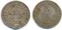 6 Mariengroschen 1682 Braunschweig Calenberg: Ernst August, 1679-1698: ... 60,00 EUR  zzgl. 2,50 EUR Versand
