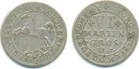 6 Mariengroschen 1689 Braunschweig Lüneburg Celle: Georg Wilhelm, 1665-... 50,00 EUR  zzgl. 2,50 EUR Versand