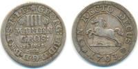 4 Mariengroschen 1703 HB Braunschweig Calenberg Hannover: Georg Ludwig,... 30,00 EUR  zzgl. 2,50 EUR Versand