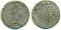 Taler 1788 Sachsen: Friedrich August III ( I.), 1763-1806: vz, alte hüb... 160,00 EUR  zzgl. 4,00 EUR Versand