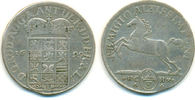 2/3 Taler 1699 Braunschweig Wolfenbüttel: Rudolf August und Anton Ulric... 70,00 EUR  zzgl. 2,50 EUR Versand
