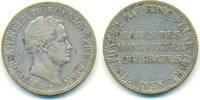 Taler 1838 A Preussen: Friedrich Wilhelm III, 1797-1840: ss  65,00 EUR  zzgl. 2,50 EUR Versand