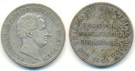 Taler 1840 A Preussen: Friedrich Wilhelm III, 1797-1840: ss, kleine Dru... 45,00 EUR  zzgl. 2,50 EUR Versand