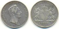 Kronentaler 1832 Baden: Karl Leopold Friedrich, 1830-1852: ss  120,00 EUR  zzgl. 4,00 EUR Versand