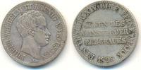 Ausbeutetaler 1828 A Preussen: Friedrich Wilhelm III, 1797-1840: ss+  80,00 EUR  zzgl. 2,50 EUR Versand