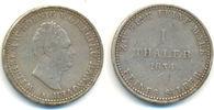 Taler 1834 A Hannover: Wilhelm IV, 1830-37: ss, kl. Randfehler und Krat... 60,00 EUR  zzgl. 2,50 EUR Versand