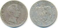 Taler 1838 CvC Braunschweig Wolfenbüttel: Wilhelm, 1831-1884: ss  140,00 EUR  zzgl. 4,00 EUR Versand