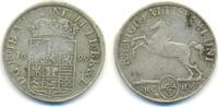 2/3 Taler 1699 HC-H Braunschweig Wolfenbüttel: Rudolf August und Anton ... 100,00 EUR  zzgl. 2,50 EUR Versand
