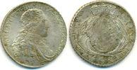 Taler 1799 Sachsen: Friedrich August III ( I.), 1763-1806: vz-st, hübsc... 200,00 EUR  zzgl. 4,00 EUR Versand