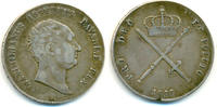 Kronentaler 1814 Bayern: Max. I. Joseph, 1806-25: ss, kl. Schrötlingsfe... 80,00 EUR  zzgl. 2,50 EUR Versand