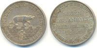 Ausbeutetaler 1862 A Anhalt Bernburg: Alexander Carl, 1834-1863: ss-vz  90,00 EUR  zzgl. 2,50 EUR Versand