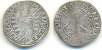 Mariengroschen 1553 Goslar Stadt: Maria mit Kind / Adler ss, kl. Schröt... 40,00 EUR  zzgl. 2,50 EUR Versand