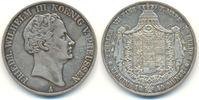 Doppeltaler 1840 A Preussen: Friedrich Wilhelm III, 1797-1840: ss  190,00 EUR  zzgl. 4,00 EUR Versand