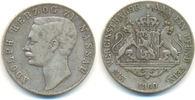 Taler 1860 Nassau: Adolph, 1839-1866: ss  75,00 EUR  zzgl. 2,50 EUR Versand