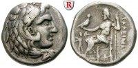 Tetradrachme 3.Jh. v.Chr. Ostkelten Vorbild: Alexander III. ss  300,00 EUR  zzgl. 6,50 EUR Versand