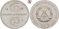 10 Mark 1968  J.1523 10 Mark 1968 Ag Gutenberg st  28,00 EUR  zzgl. 6,50 EUR Versand