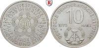 10 Mark 1973  J.1545 10 Mark 1973 Cu-Ni Weltjugendspiele vz  3,50 EUR  zzgl. 6,50 EUR Versand