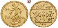 25 Gulden 1930 Danzig 25 Gulden 1930. Wert und Neptun mit Dreizack (Sti... 2650,00 EUR kostenloser Versand