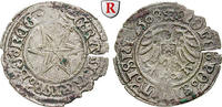 Isny, Reichsstadt 1/2 Batzen 1508 f.ss, Schr&ouml;tlingsrisse  110,00 EUR inkl. gesetzl. MwSt., zzgl. 5,50 EUR Versand