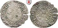 1/2 Batzen 1508 Isny, Reichsstadt  f.ss, Schrötlingsrisse  110,00 EUR inkl. gesetzl. MwSt., zzgl. 6,50 EUR Versand