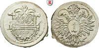 Kreuzer o.J. (ab 1681) Ulm, Reichsstadt  prfr.  70,00 EUR inkl. gesetzl. MwSt., zzgl. 6,50 EUR Versand