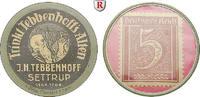5 Pfennig Kapselgeld o.J. Städtenotgeld Deutschland Hannover, J.H.Tebbe... 35,00 EUR  zzgl. 6,50 EUR Versand