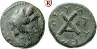 Bronze um 302-286 v.Chr. Thessalien Peumata ss, äußerst selten  410,00 EUR  zzgl. 6,50 EUR Versand
