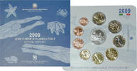 Euro-Kursmünzensatz 2009 Italien Republik, seit 1946 st  60,00 EUR  zzgl. 6,50 EUR Versand
