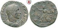 Sesterz 247-249  Philippus I., 244-249 vz+  1850,00 EUR kostenloser Versand