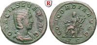 As 246  Otacilia Severa, Frau Philippus I. ss  190,00 EUR  zzgl. 6,50 EUR Versand