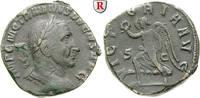 Sesterz 249-251  Traianus Decius, 249-251 ss  250,00 EUR