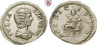 Denar 211  Julia Domna, Frau des Septimius Severus, +217 f.st  170,00 EUR  zzgl. 6,50 EUR Versand