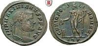 Follis 299  Maximianus Herculius, 286-310 vz+, leicht belegt  180,00 EUR