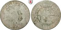 18 Gröscher 1754 Sachsen Albertinische Linie, Friedrich August II., 173... 45,00 EUR inkl. gesetzl. MwSt., zzgl. 6,50 EUR Versand