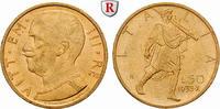 50 Lire 1932 Italien Königreich, Vittorio ...