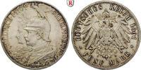 5 Mark 1901 A Preussen Wilhelm II., 1888-1918, 5 Mark 1901, A. 200 Jahr... 90,00 EUR  zzgl. 6,50 EUR Versand
