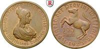 100 Mark 1923 Westfalen 100 Mark 1923, Me. Droste-Hülshoff. J.N18. f.st  30,00 EUR  zzgl. 6,50 EUR Versand