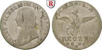 9 Kreuzer 1808 Brandenburg-Preussen Königreich Preussen, Friedrich Wilh... 120,00 EUR inkl. gesetzl. MwSt., zzgl. 6,50 EUR Versand