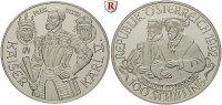 100 Schilling 1992 Österreich 2. Republik, seit 1945 PP  22,00 EUR  zzgl. 6,50 EUR Versand