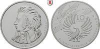 10 Euro 2006 D Gedenkprägungen 10 Euro 2006, D. Mozart. J.518. bfr.  20,00 EUR  zzgl. 6,50 EUR Versand