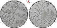 10 Euro 2003 A Gedenkprägungen 10 Euro 2003, A. Volksaufstand 17. Juni ... 20,00 EUR  zzgl. 6,50 EUR Versand