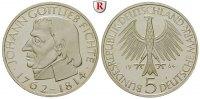 5 DM 1964 J Gedenkprägungen 5 DM 1964, J. Fichte. J.393. PP  610,00 EUR