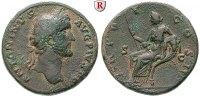 Sesterz 139  Antoninus Pius, 138-161 ss  200,00 EUR  zzgl. 6,50 EUR Versand