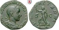 Sesterz 240  Gordianus III., 238-244 ss+  290,00 EUR  zzgl. 6,50 EUR Versand