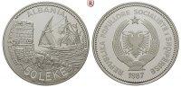 50 Leke 1987 Albanien Republik, seit 1946 PP  280,00 EUR  zzgl. 6,50 EUR Versand