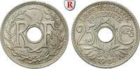 25 Centimes 1920 Frankreich III. Republik, 1871-1940 f.st  90,00 EUR  zzgl. 6,50 EUR Versand