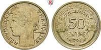 50 Centimes 1947 Frankreich Provisorische Regierung, 1944-1947 ss-vz, f... 180,00 EUR  zzgl. 6,50 EUR Versand